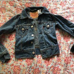 Levi's iconic jacket xs